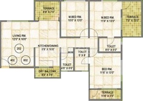 1329 sq ft 3 bhk 3t apartment for sale in amit enterprises 1329 sq ft 3 bhk 3t apartment for sale in amit enterprises