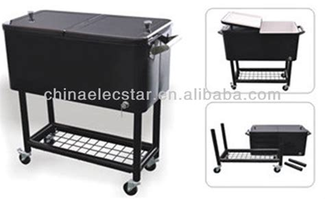 stainless steel beverage cooler cart ice cooler cart beverage cooler cart outdoor ice beverage