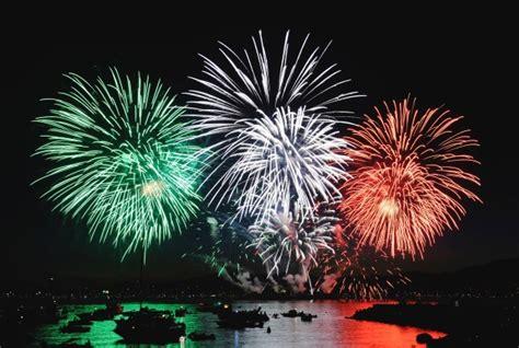 new year vancouver fireworks facts il capodanno italiano antico