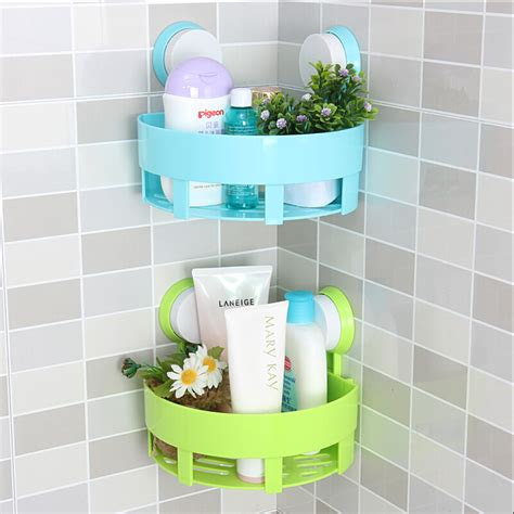 Bathroom Accessories Storage Simple Bathroom Accessories Basket Rack Wall Hanging Shelf Bathroom Shelf Storage Box