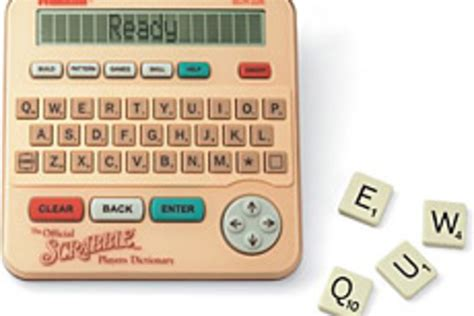 www scrabble dictionary scrabble electronic dictionary uncrate