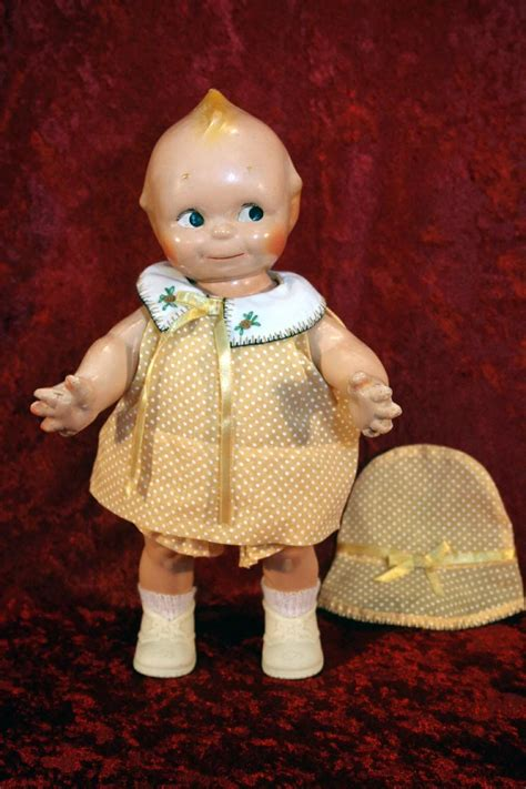 12 jointed doll composition kewpie jointed doll 12 by o neil