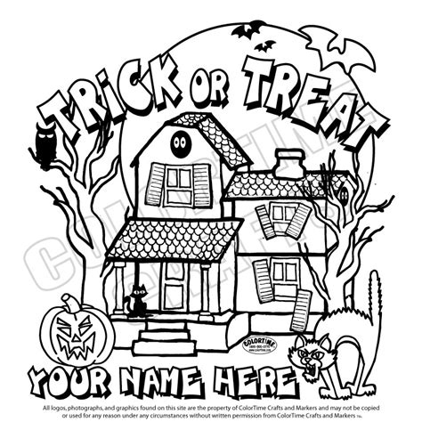 haunted houses to coloring pages coloring pages for free