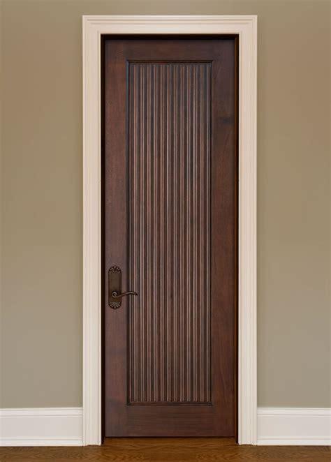 Interior Door Finishes Interior Door Custom Single Solid Wood With Glh09 Custom Finish Artisan Model Dbi 580