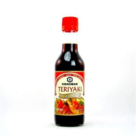 ingredienti cucina giapponese salsa teriyaki ingredienti cucina giapponese