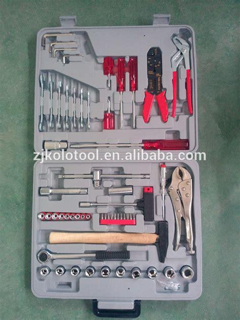 8 Pcs Tool Set Box Tool Kit For Home Repair Diy Household Toolbox 100pcs manicure set kraft welle professional tool set