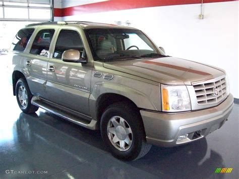 2002 silver sand cadillac escalade awd 25537599 gtcarlot car color galleries