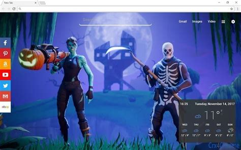 fortnite backgrounds  review crx  fun extension