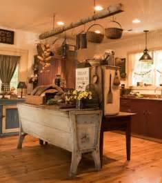 Primitive Kitchen Island Primitive Kitchen Island Primitive Homes Pinterest