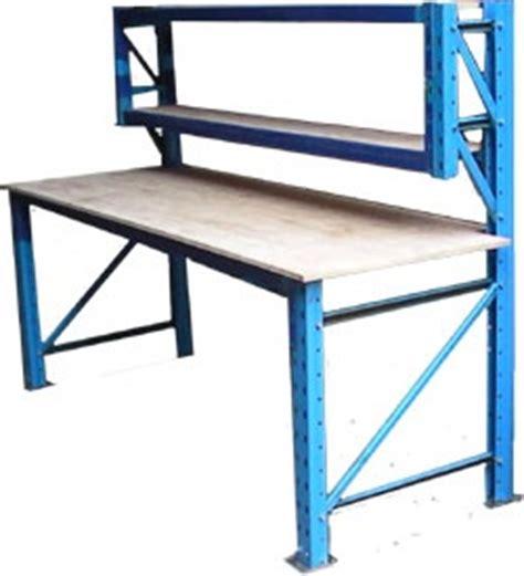 Pallet Rack Workbench by Pallet Racking Custom Made Workbench Absoe
