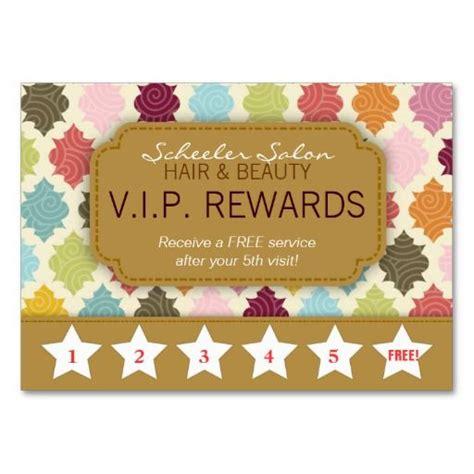 quatrefoil card template best 25 loyalty rewards ideas on unicorns