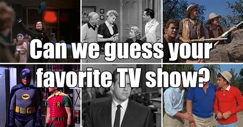 7 Ofmy Favorite Tv Shows by Can We Guess Your Favorite Tv Show