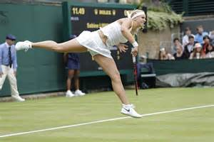Tennis Wardrobe by Nike S Wimbledon Dress Recalled For Alterations