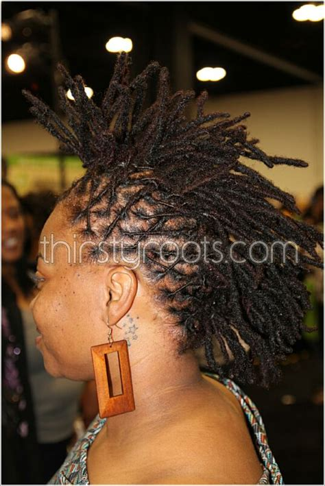 black women mohawk hairstyles and dreads in the middle dreadlocks mohawk 3 thirstyroots com black hairstyles