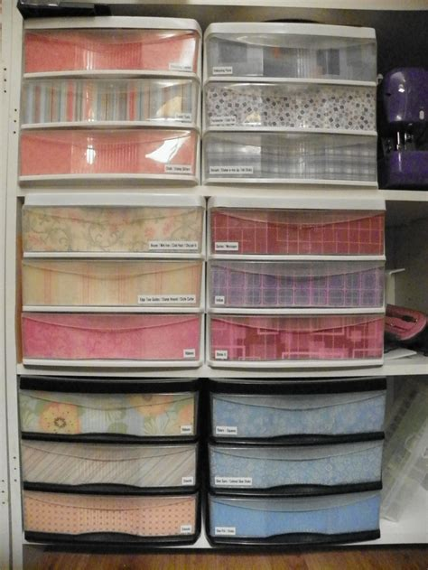 decorating plastic storage drawers 11 best images about decorate plastic drawers on
