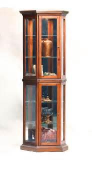 Ikea Curio Corner Cabinet Cabinets Ideas Glass Curio Cabinets Ikea