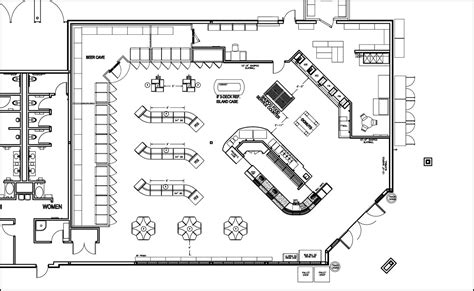 convenience store floor plan layout 100 convenience store floor plans organic floor