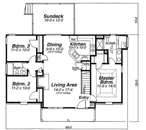 garage under house floor plans drive under garage 9226vs architectural designs