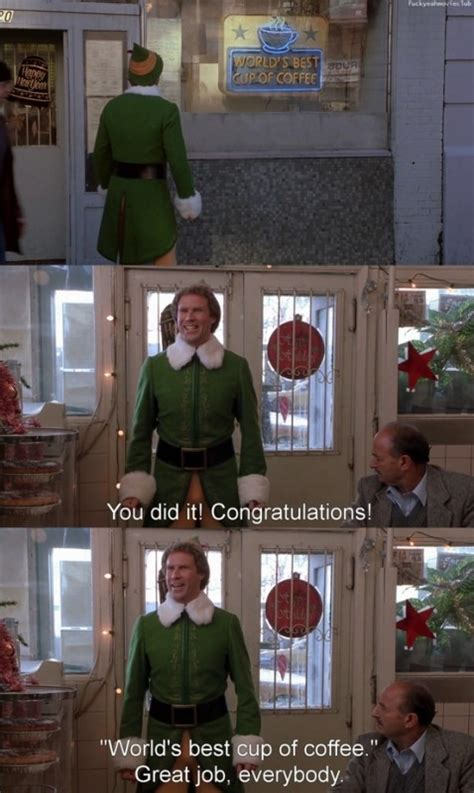 will ferrell elf quotes will ferrell elf movie quote quote number 695010