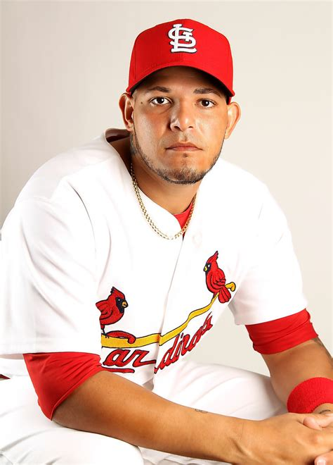 yadier molina tattoos yadier molina photos photos st louis cardinals photo