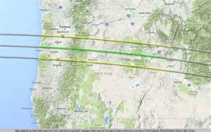 map of oregon total eclipse eclipse maps national eclipse august 21 2017 total solar eclipse