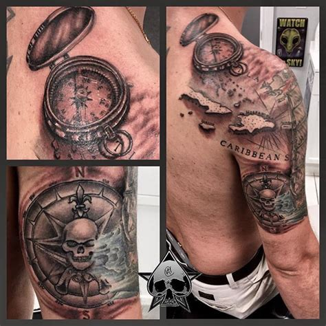 pirate themed tattoos 17 best ideas about pirate themed tattoos on