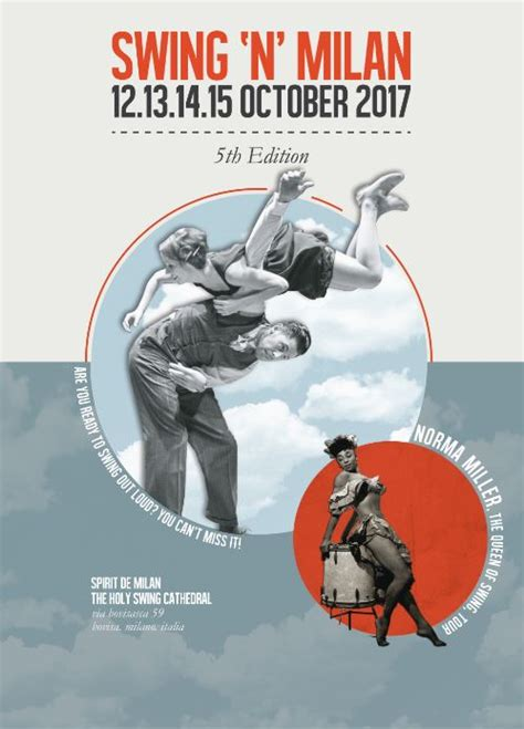 Swing In Milan by Swing N Milan 5th Edition Musica Intorno