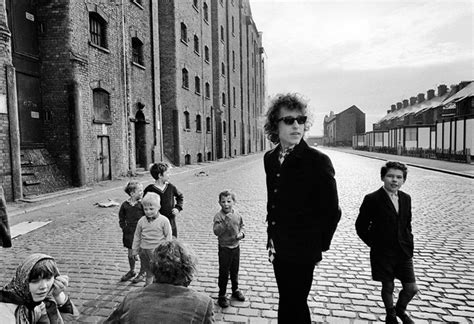 Where Does A Stamp Go Bob Dylan By Barry Feinstein Bob Dylan Kids On Street