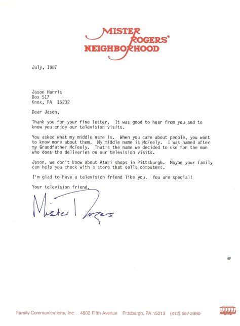 Macalester College Letters Of Recommendation Mister Rogers On Pholder 44 Mister Rogers Images That Made The World Talk