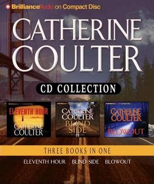 catherine coulter cd collection eleventh hour blindside and blowout catherine coulter cd collection eleventh hour blindside