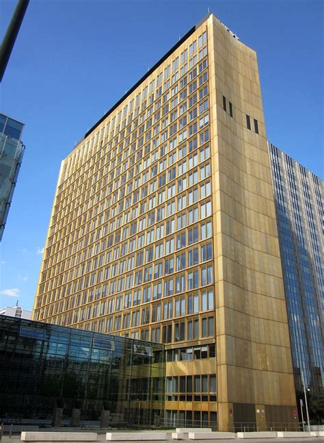 axel springer haus berlin favourite international style buildings page 14