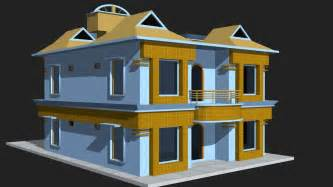 3d House Building Games 3d model 3d house building vr ar low poly cgtrader com