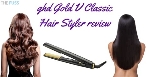 The Hair Styler Reviews by Ghd Gold V Classic Hair Styler Review The Fuss