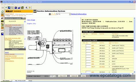 Caterpillar Sis 2006 Repair Manual Heavy Technics Repair