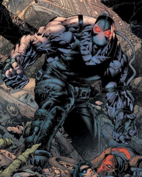 Batman Bane bane comics