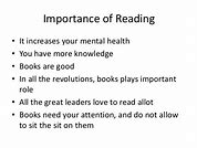 Image result for importance of reading books essay for children