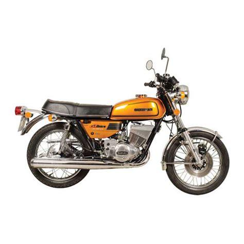 Suzuki 250cc Motorcycles 1973 1977 Suzuki Gt250 Classic Japanese Motorcycles