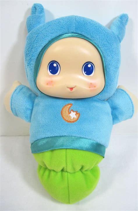 Playskool Lullaby Gloworm Blue playskool lullaby gloworm light up musical blue baby boy