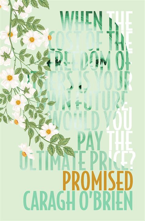a promised books promised ebook by caragh m o brien official publisher