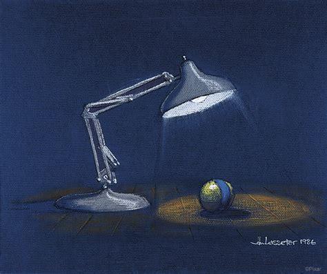 Pixar Luxo L by Pixar Luxo