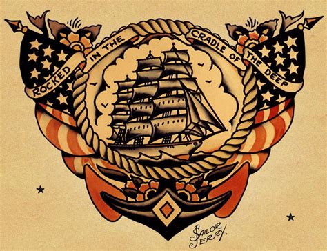 small sailor jerry tattoos hit it or quit it inspiration