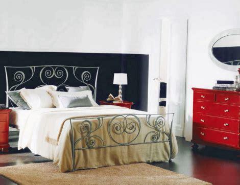 Schrank Mit Bett 362 by Traumhafte Schmiedeeisen Schlafzimmer M 246 Bel