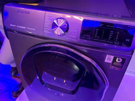 samsung estrena lavadora inteligente qdrive que permite manejarla desde el m 243 vil transmedia
