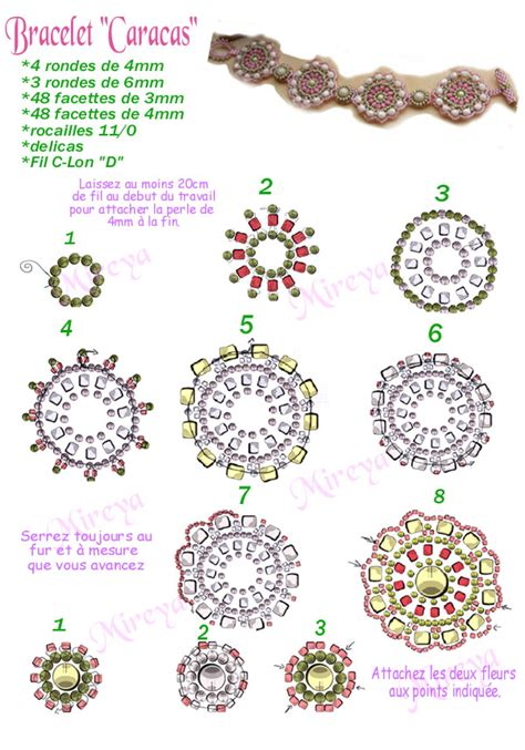 SEED BEAD BRACELET DESIGNS « Bracelets: Jewelry