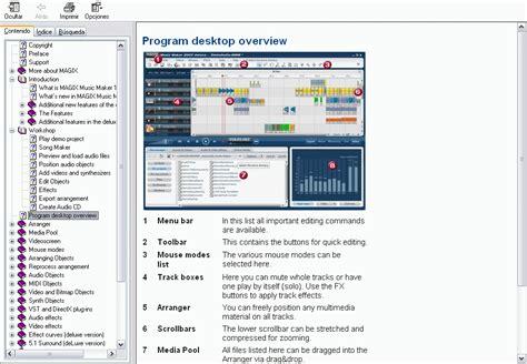 magix music maker basic edition software informer screenshots