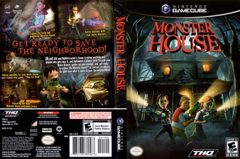 cover house monster house iso