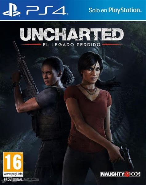 Ps4 Uncarted Thelost Legacy uncharted the lost legacy para ps4 3djuegos