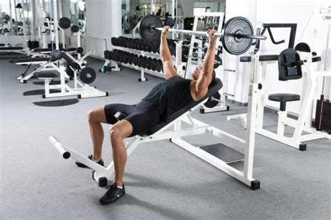 best angle for incline bench press the pros and cons of the incline press breaking muscle