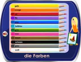 colors in german mckeag german 1 unit 2