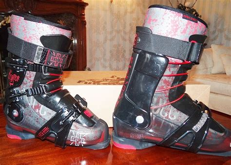 mens ski boots size 9 tilt booter s ski boot us size 9 5 fits 10 5 from